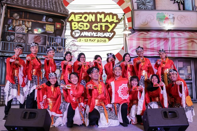 AEON MATSURI 2018-9213